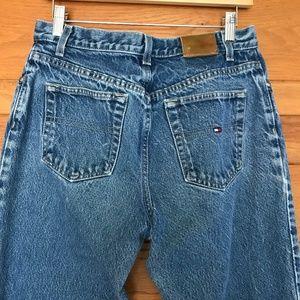 Vintage Tommy Hilfiger high waisted mom jean